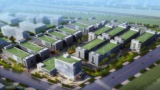 重庆中光电产业园